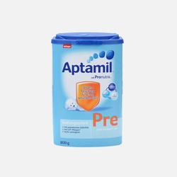 【包邮包税】 德国Aptamil爱他美婴幼儿配方奶粉Pre段(0-3个月 800g)【保质期到2017年6月23日】