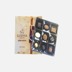 【包邮包税】美国直邮GODIVA 歌帝梵 巧克力礼盒装27块333g/盒
