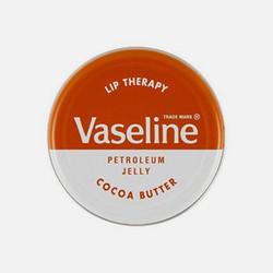 【包邮包税】英国直邮Vaseline凡士林润唇膏 可可味 20g*3盒
