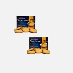 【包邮包税2盒】新西兰直邮ManukaHealth蜜纽康麦卢卡蜂蜜黄油曲奇饼干250g/16块香甜松软