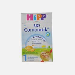 【包邮包税6盒装】德国直邮喜宝HIPP益生菌奶粉1段600g