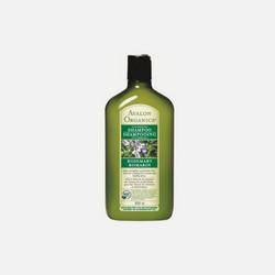 加拿大直邮Avalon 阿瓦隆有机迷迭香洗发水 325ml