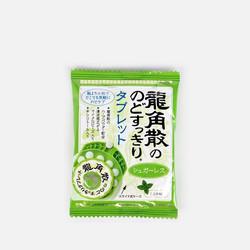 【包邮包税】龙角散 薄荷味含片润喉糖清凉糖 5g/袋