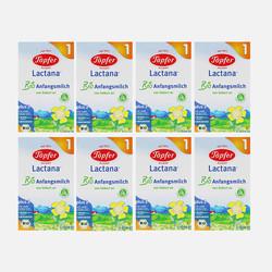 德国直邮【包邮包税】Topfer 德国特福芬有机奶粉1段(0-6个月)600g*8盒