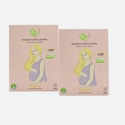 【2盒】新西兰直邮包邮包税Olivia OatWell 孕妇营养奶粉 含海藻油DHA 350g*2盒